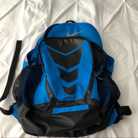 d2e4e74201 Barley used Nike air max Backpack. M 5ba6aa70534ef9d827b1e77d